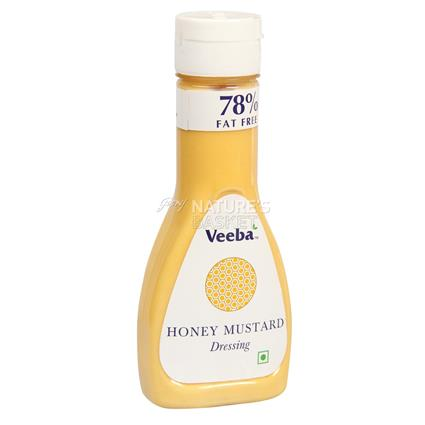 Honey Mustard Dressing - Veeba