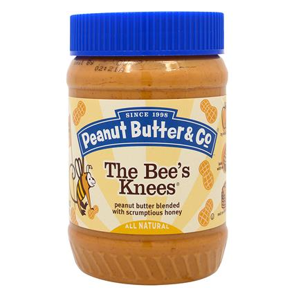 Bees Knees Peanut Butter - Honey - Peanut Butter & Co