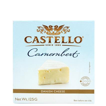 Camembert Danish Cheese - Castello