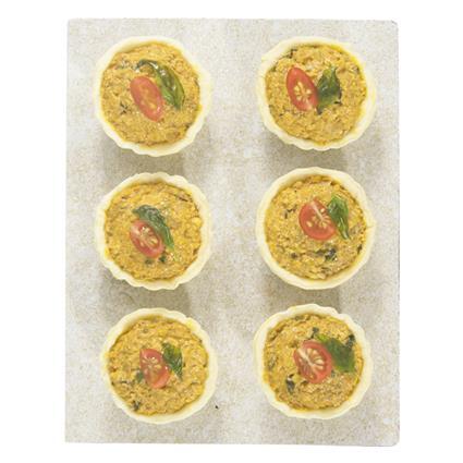 Thai Chicken Tart - Natures Kitchen