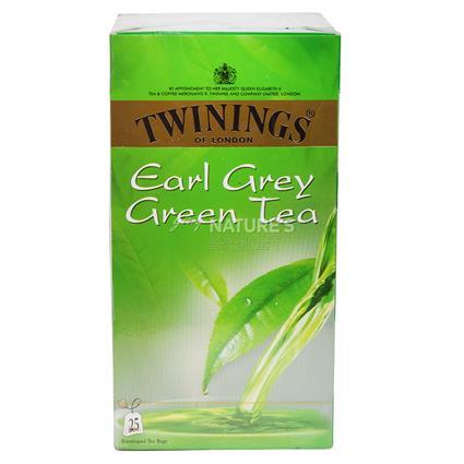 Earl Grey Green Tea - Twinings