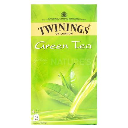 Green Tea  -  25 Tea Bags - Twinings