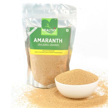 Amaranth - Healthy Alternatives