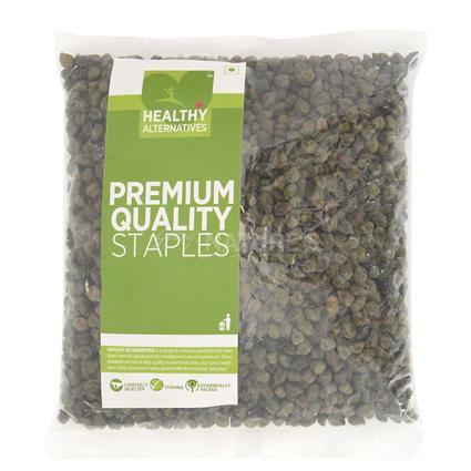Chana Green - Healthy Alternatives