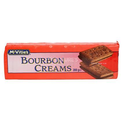 Bourbon Creams Biscuit - Mcvities