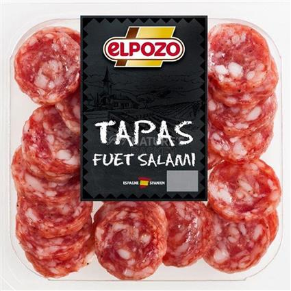 Pork Air Dried Salami - EL Pozo