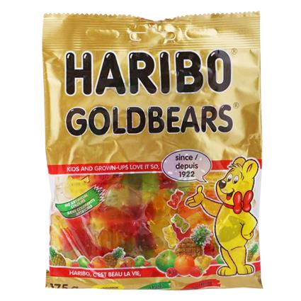 GOLD BEARS Jelly Candy - Haribo