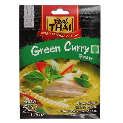 Green Curry Paste - Real Thai