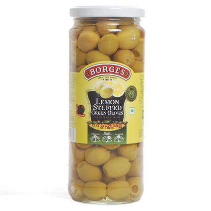 Olives Green Lemon Stuff - Borges