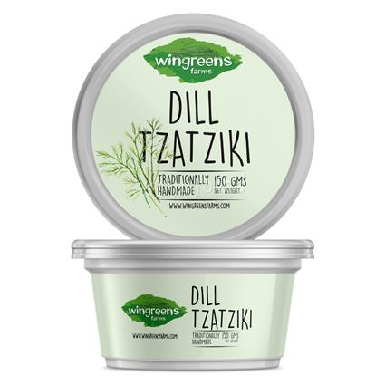Dill Tzatziki - Wingreens Farms