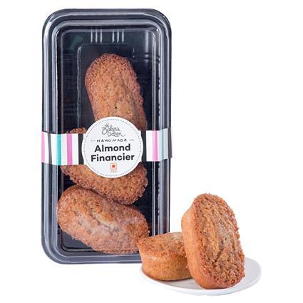Almond Financier 3 Pcs - The Baker Dozen