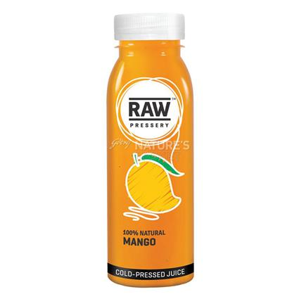 Cold Pressed Juice Mango - Raw Pressery