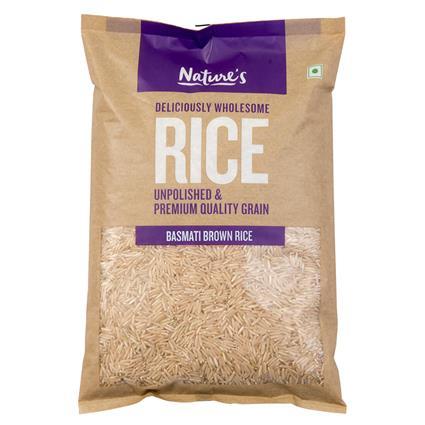 Basmati Brown Rice - Nature's