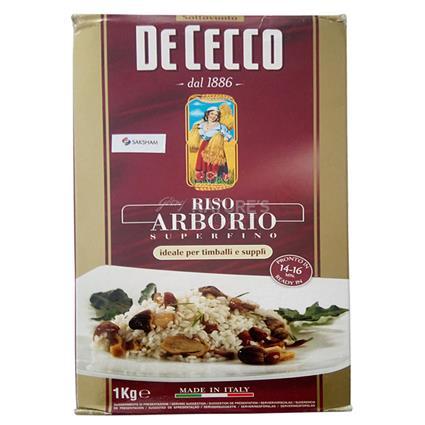 Arborio Rice - De Cecco