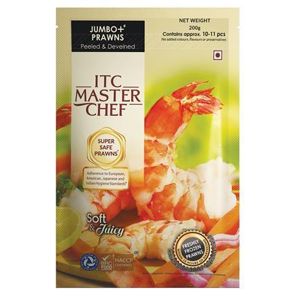 Prawns Jumbo - ITC Master Chef