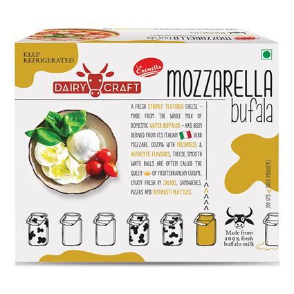 Mozzarella Bufala Cheese - La Cremella