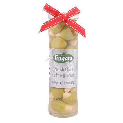 Almond Stuffed Olives - Fragata