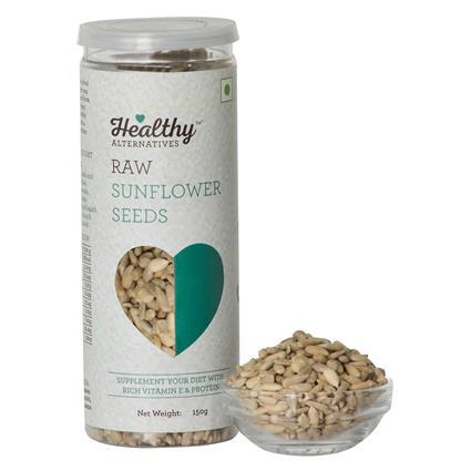 Raw Sunflower Seeds - Healthy Alternatives