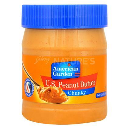 Chunky Peanut Butter - American Garden