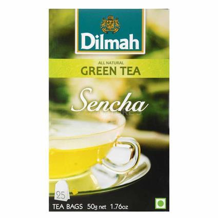 Green Tea Sencha Japanese - 25 Tb - Dilmah