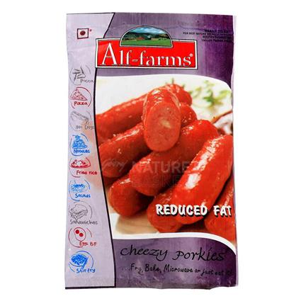 Cheezy Porkies Sausage - Alf-Farms