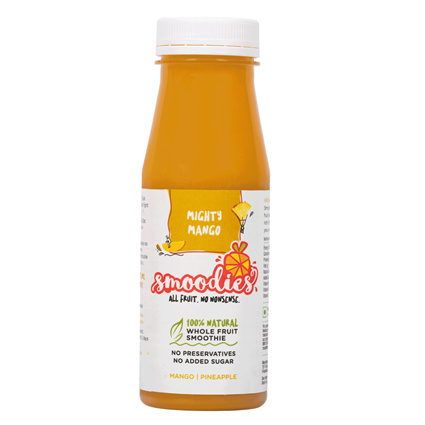 Mad About Mango Smoothie - Smoodies