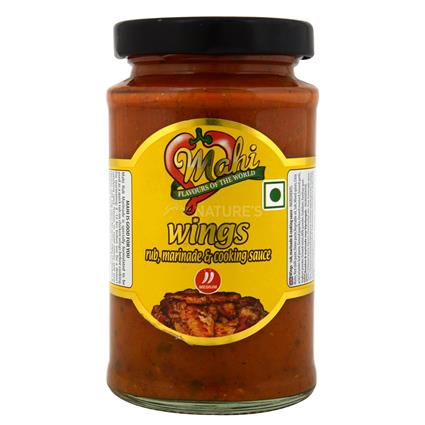 Wings Marinade & Cooking Sauce - Mahi