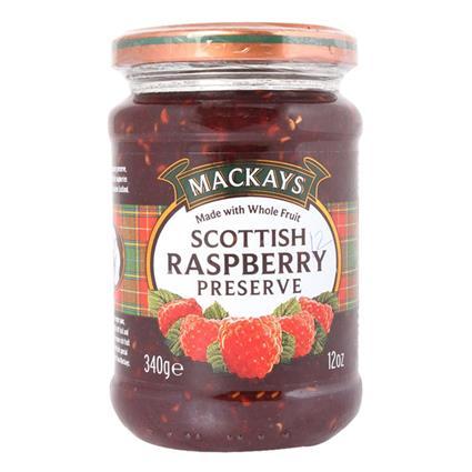 Scottish Raspberry Preserve - Mackays
