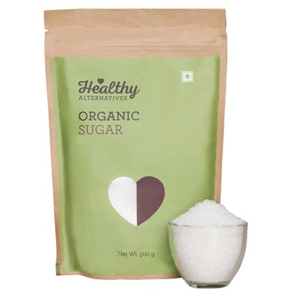 Organic Sugar - Healthy Alternatives