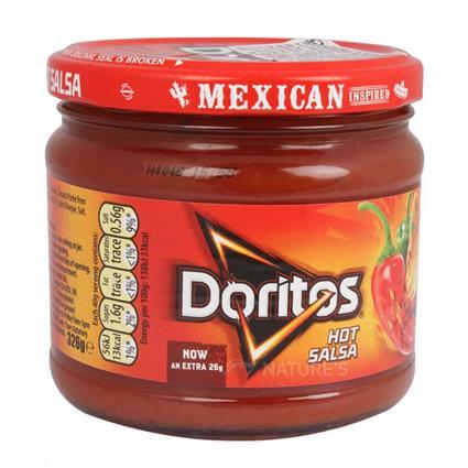 Hot Salsa Dip - Doritos