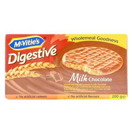 Digestive Milk Chocolate Biscuit - Mcvities