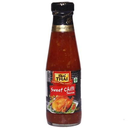 Sweet Chilli Sauce - Real Thai