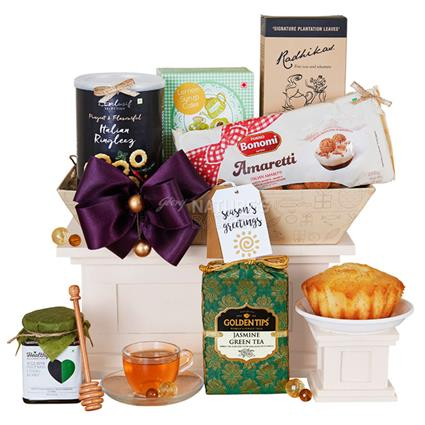 Tea Treat  Hamper Medium