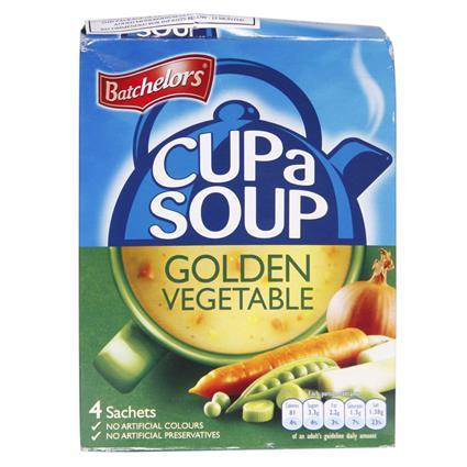Cup A Soup W/ Golden Vegetable - Batchelors
