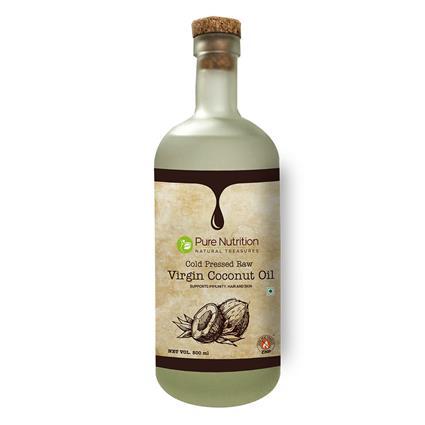 Pure Nutrition Virgin Coconut Oil 500Ml