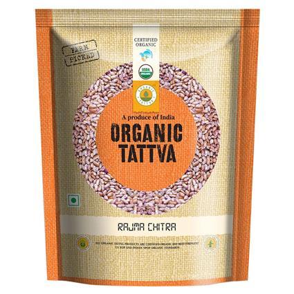 Rajma Chitra Organic - Organic Tattva