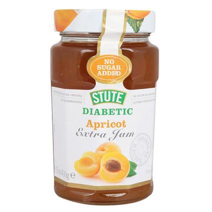 Diabetic Apricot Extra Jam - Stute