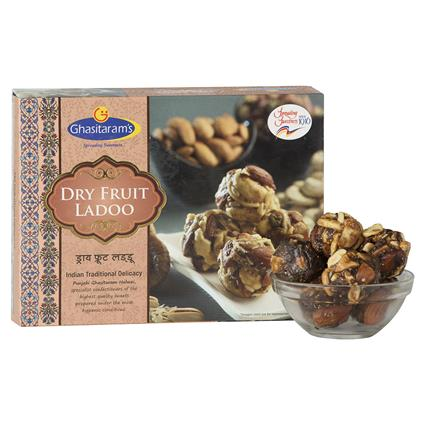 Dry Fruit Laddu Box - Ghasitaram's
