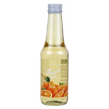 Triple Sec Syrup - Mapro