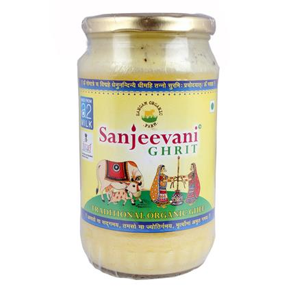 Traditional Ghee - Sangam Organic Farm