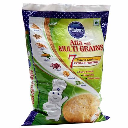 Multi Grain Atta - Pillsbury