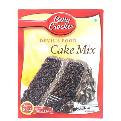 Devil's Food Cake Mix - Betty Crocker