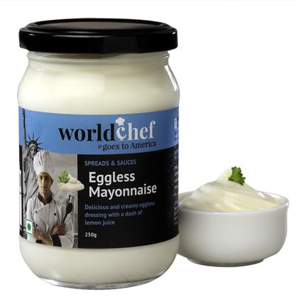 Creamy Eggless Mayonnaise - L'exclusif