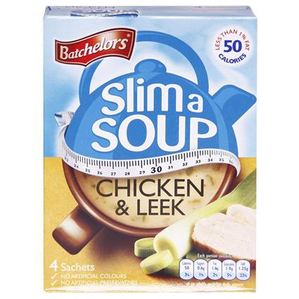 Slim A Soup  -  Chicken & Leek - Batchelors