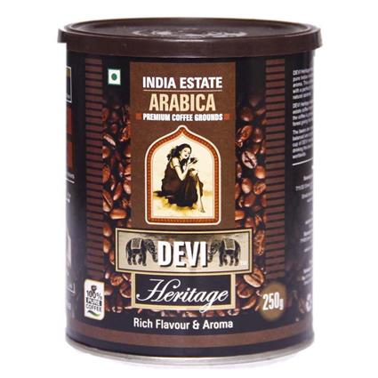 Sussegado Arabica Ground Coffee - Devi