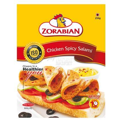 Chicken Spicy Salami - Zorabian