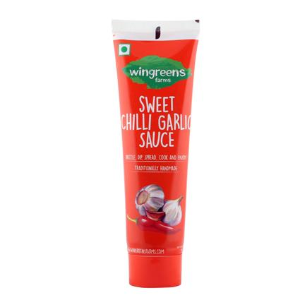 WINGREENS SWEET CHILI GARLIC SUCE 130G