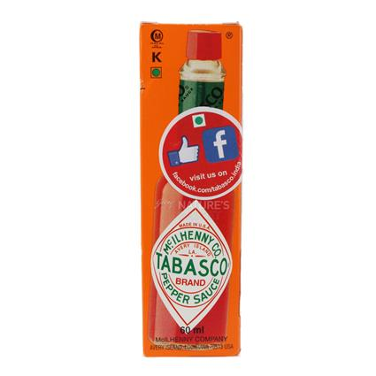 Red Pepper Sauce - Tabasco