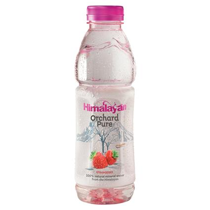 Orchard Pure Strawberry Flavour Water - Himalayan