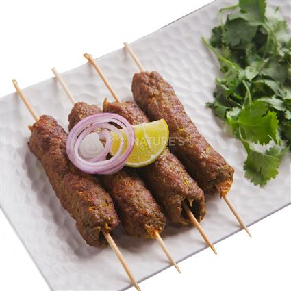Mutton Seekh Kebab - Ready To Eat